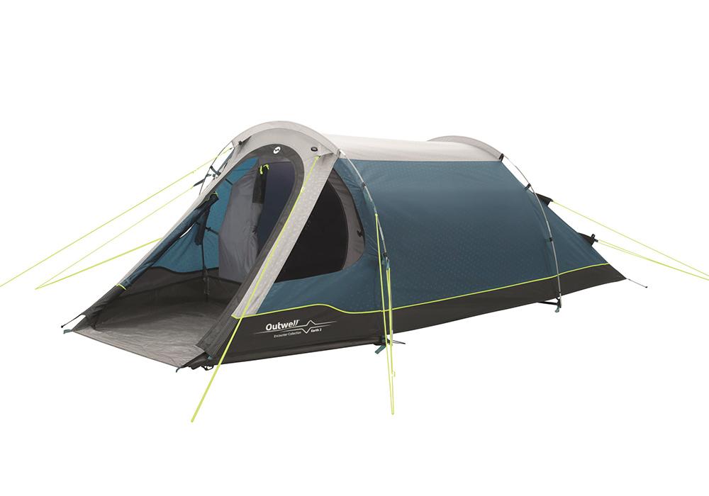 Двуместна палатка Outwell Earth 2 модел 209