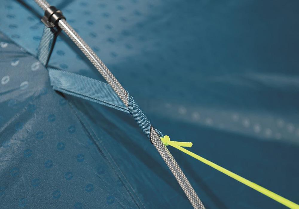Рейки Duratec фиброво стъкло четириместна палатка Outwell Earth 4