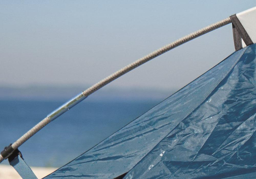 Рейки Duratec фиброво стъкло двуместна палатка Outwell Earth 2
