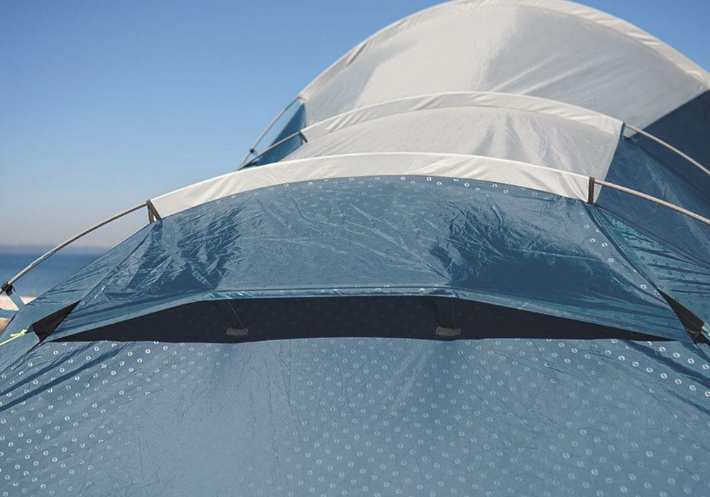 Проветрение при спалните помещения палатка Outwell Earth 4