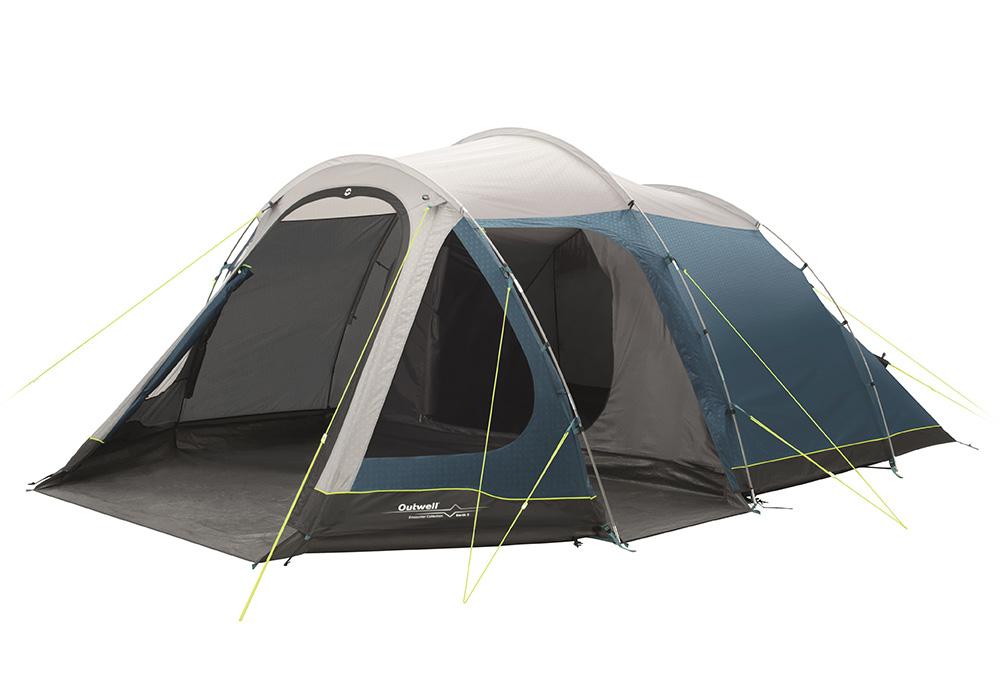 Петместна палатка Outwell Earth 5 модел 2019