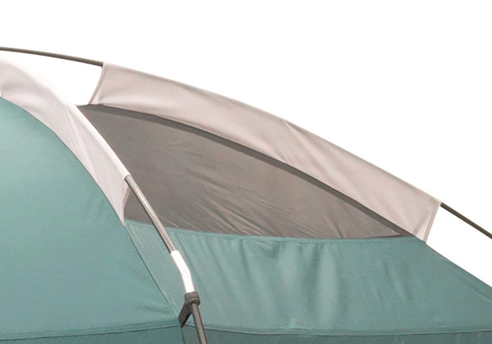 Мрежести панели в горната част на палатка Easy Camp Pavonis