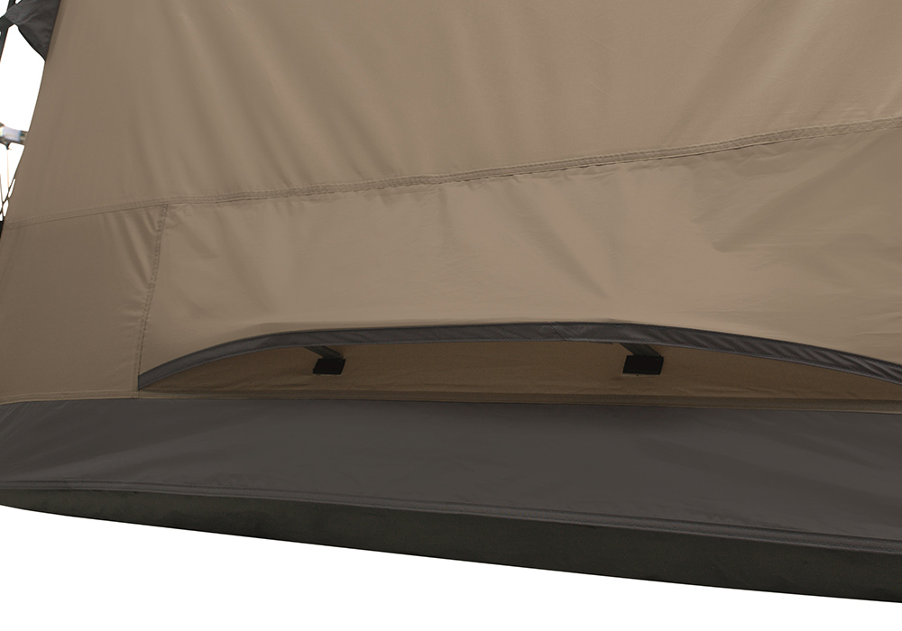 Проветрение отзад на юрта Easy Camp Moonlight Yurt 2021
