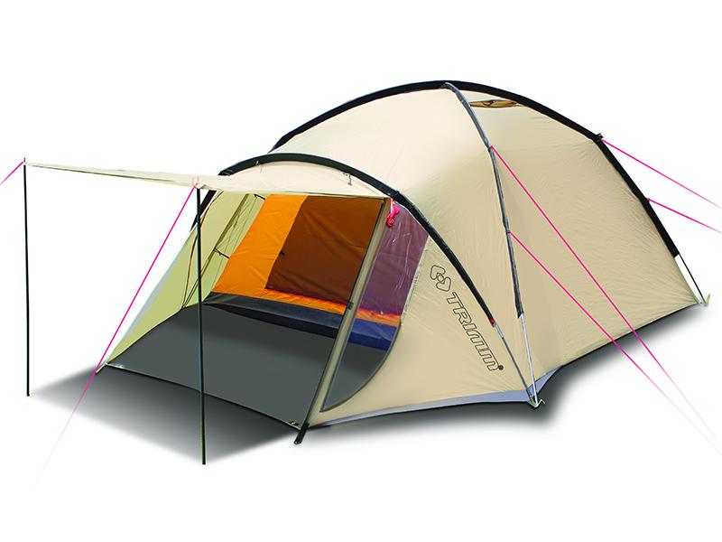 Четириместна палатка Trimm Enduro 2021