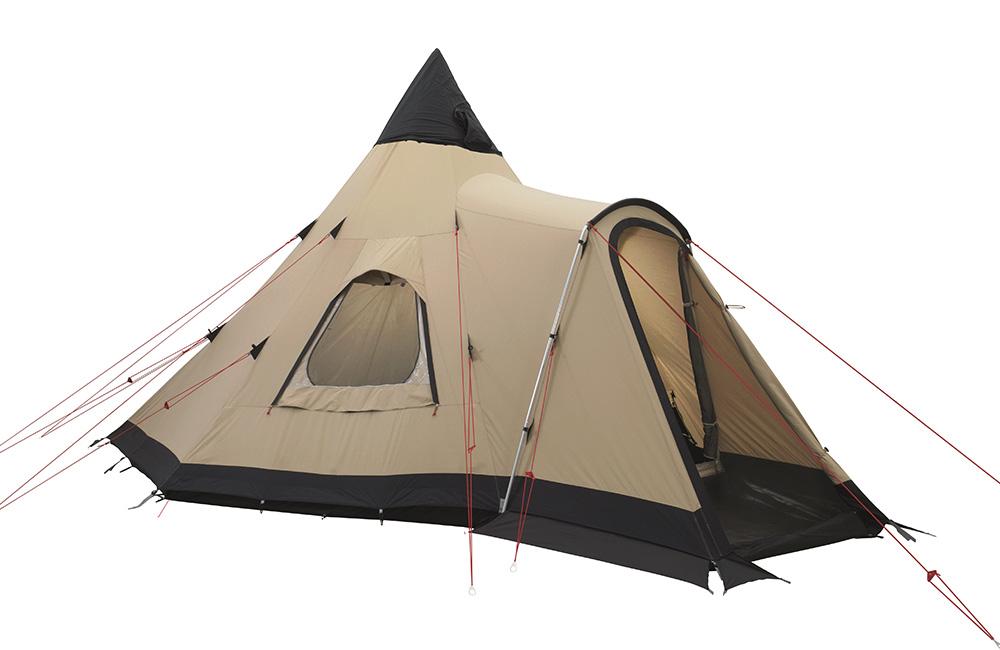 Десетместна полипамучна типи палатка Robens Kiowa