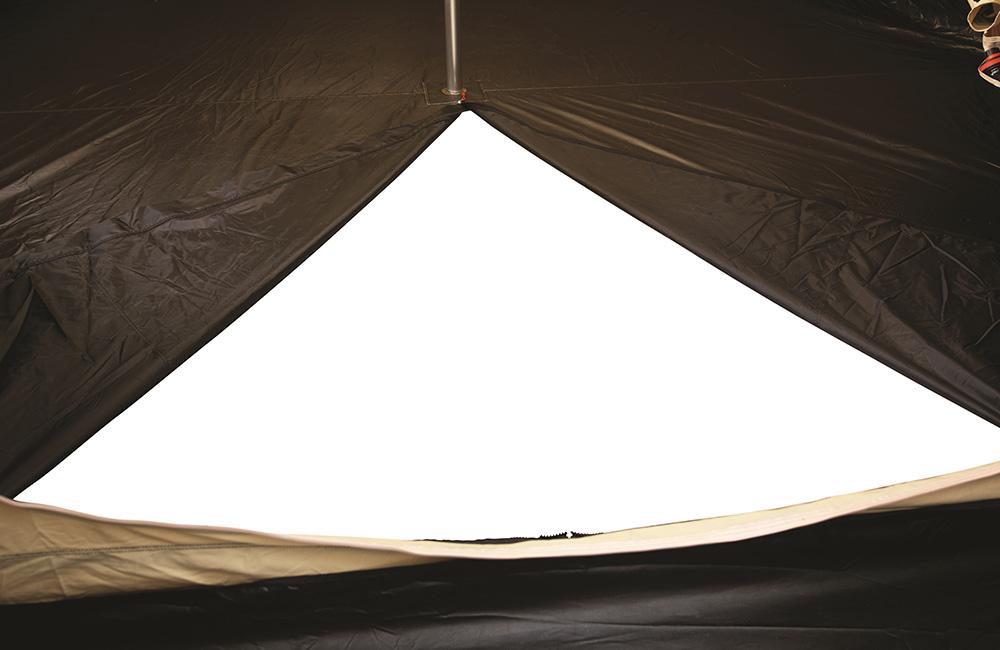 Отвор за комин на покрива Десетместна типи палатка Robens Kiowa
