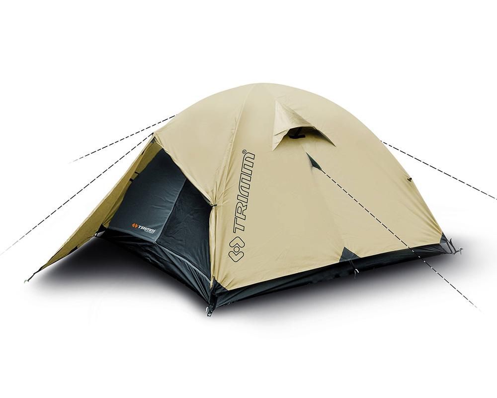 Двуместна палатка Trimm Frontier