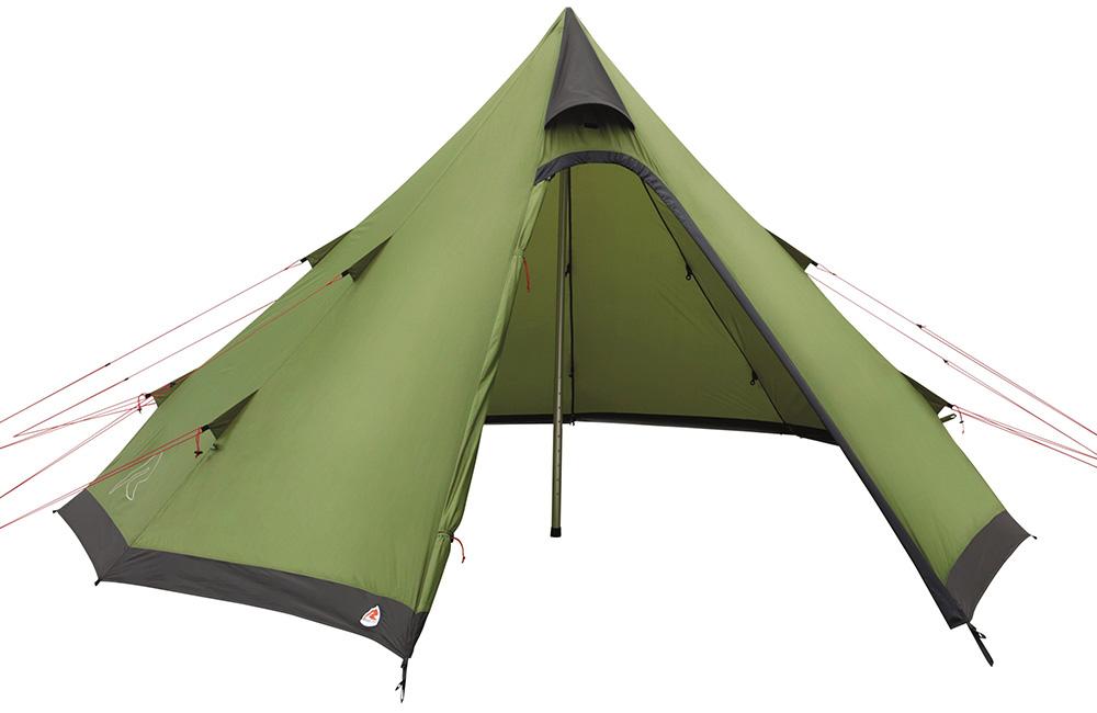 Покривало на Четириместна типи палатка Robens Green Cone модел 2018