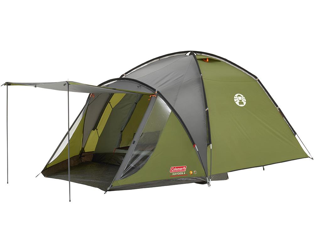 Палатка Coleman Hayden 4 модел 2018