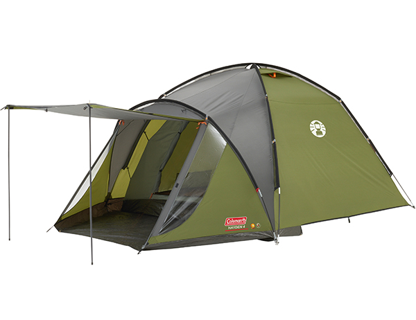 Четириместна палатка Coleman Hayden 4 2020