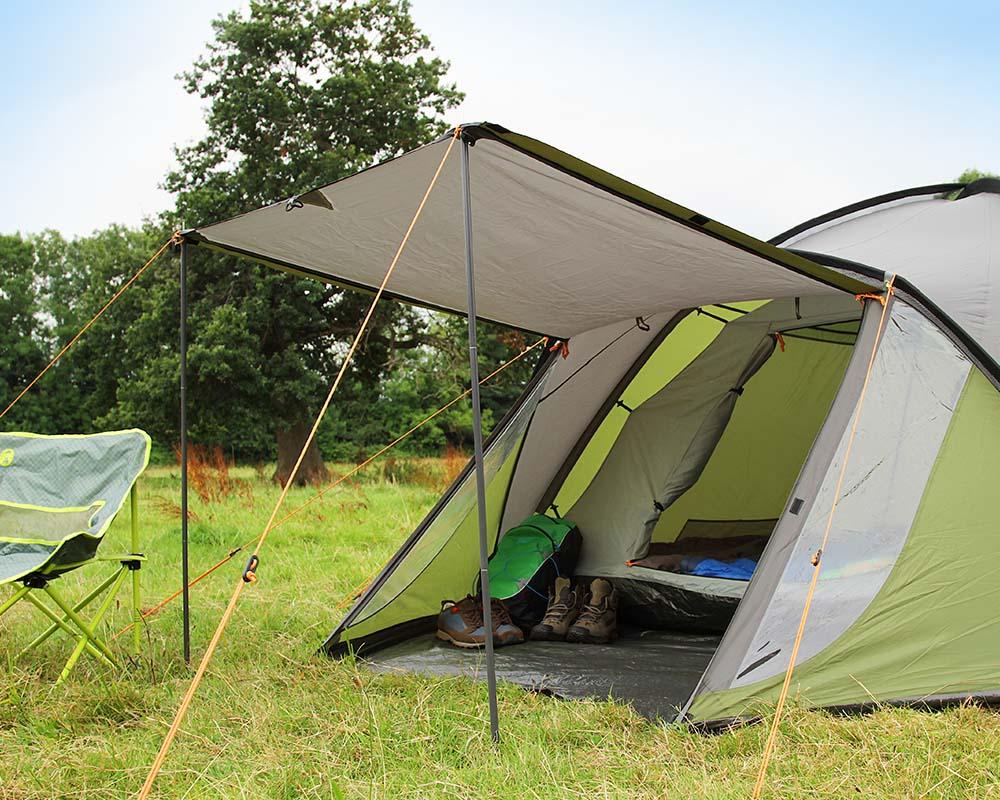 Шнурове и обтегачи палатка Coleman Hayden 4