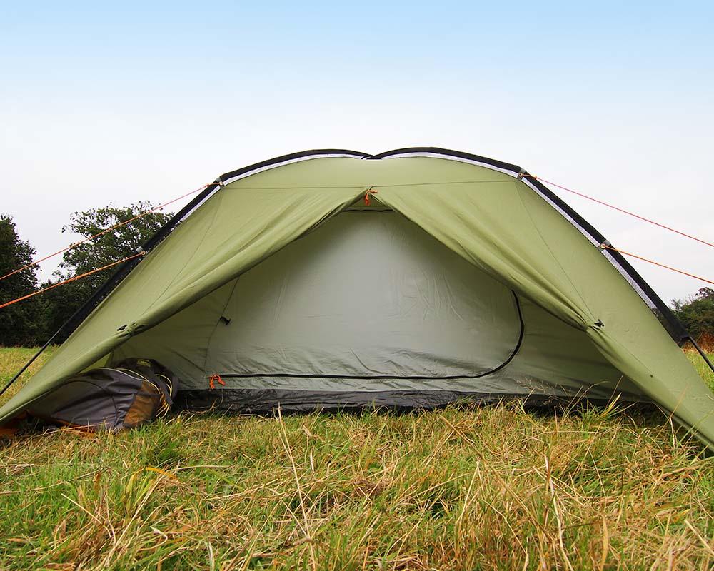 Втори заден вход палатка Coleman Hayden 4