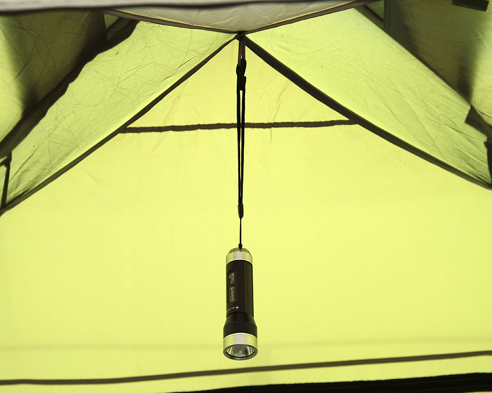 Кука за закачане на фенери палатка Coleman Hayden 4