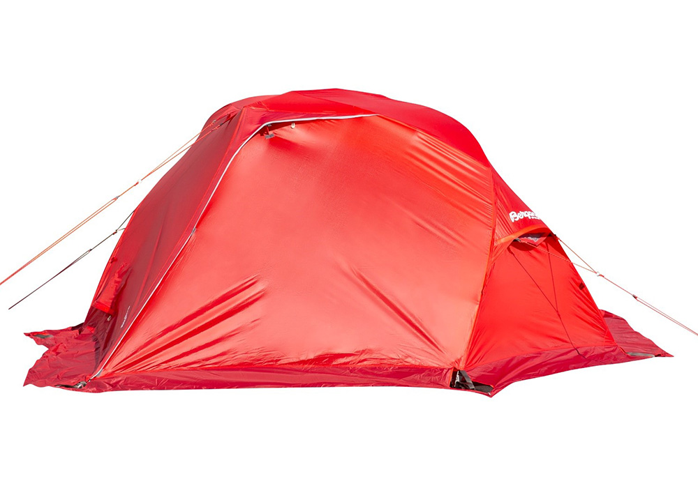 Closed HELIUM EXPEDITION DOME 2-PERSONS TENT