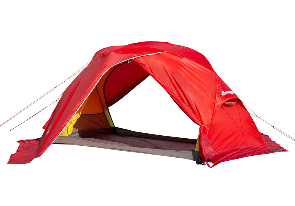 Open HELIUM EXPEDITION DOME 2-PERSONS TENT