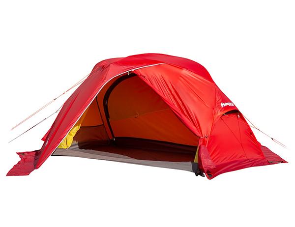 Двуместна експедиционна палатка Bergans Helium Expedition Dome 2020