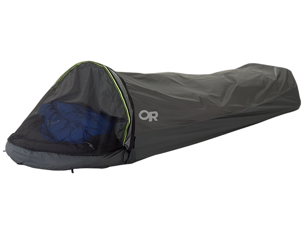 Биви Outdoor Research Helium Bivy Pewter