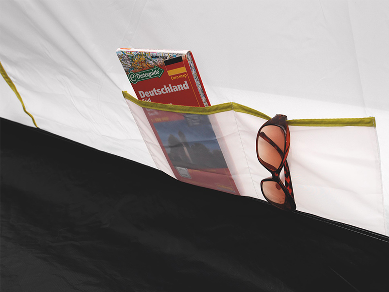 Джобове за ценности в четириместна палатка Easy Camp Huntsville 400 2018