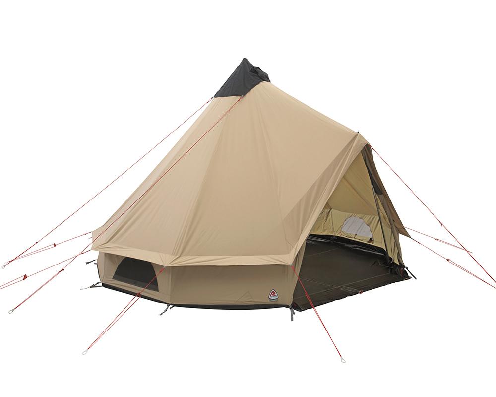 Типи шестместна полипамучна палатка Robens Klondike