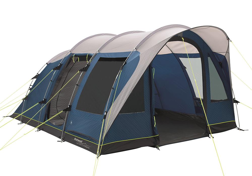 Петместна палатка за къмпинг Outwell Lawndale 500 модел 2019