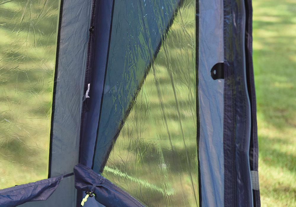 Прозорци на палатка за миниван Outwell Milestone Pro 2018