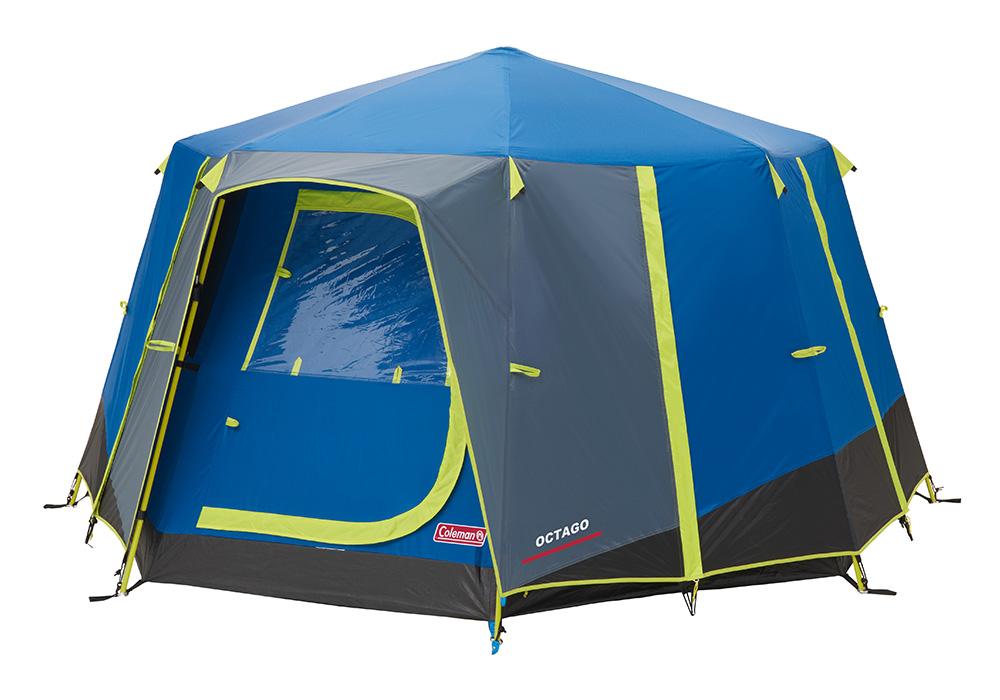 Затворена триместна палатка Coleman OctaGo 3 2020