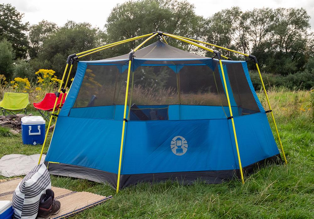 Мрежи на триместна палатка Coleman OctaGo 3 2020