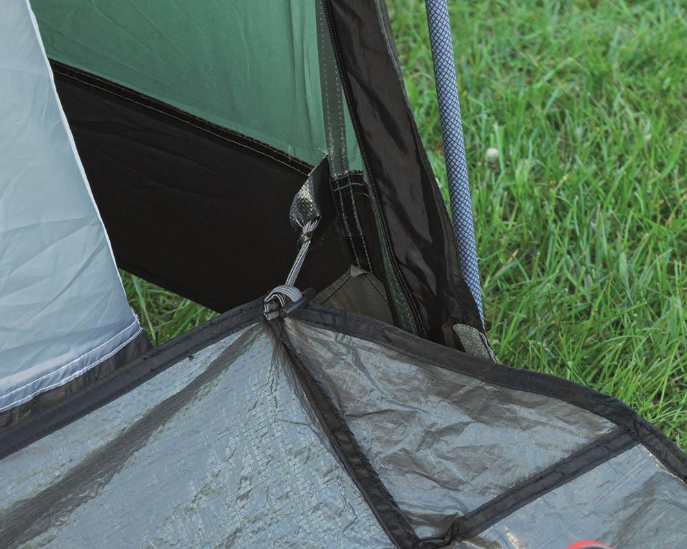 Под в антрето петместна палатка Outwell Earth 5