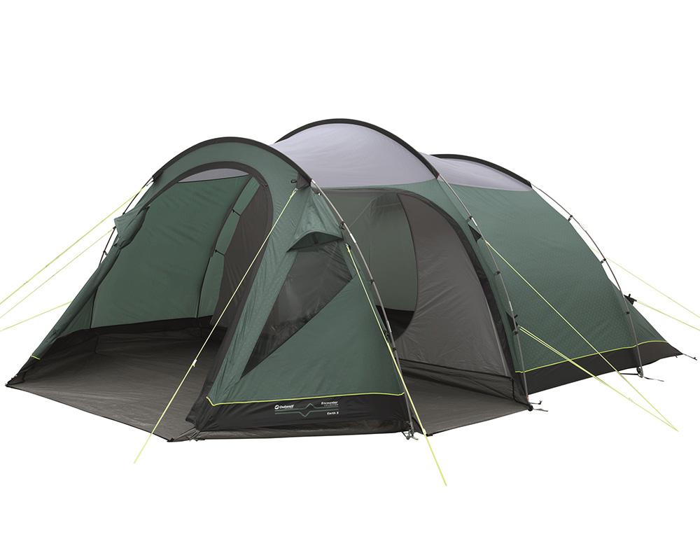 Петместна палатка Outwell Earth 5 модел 2017