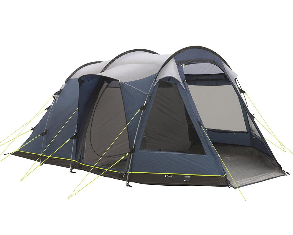 Четириместна семейна палатка Outwell Nevada 4 модел 2017