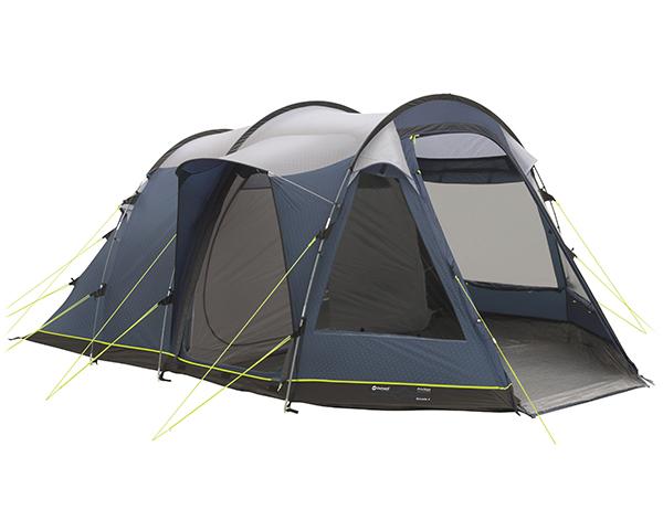 Четириместна палатка Outwell Nevada 4 модел 2018