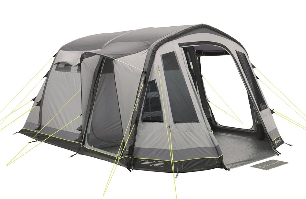 Надуваема палатка Outwell Nighthawk 4SA модел 2018
