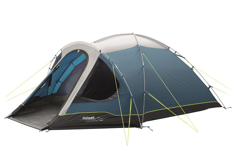 Четириместна палатка Outwell Cloud 4