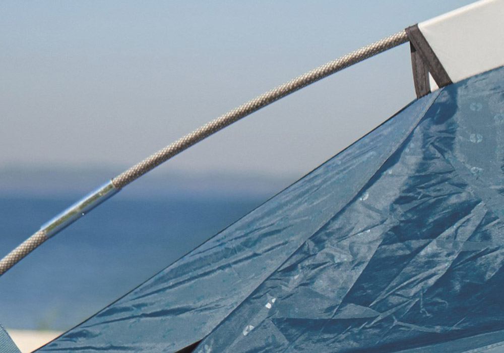 Рейки на триместна палатка Outwell Cloud 3 модел 2019