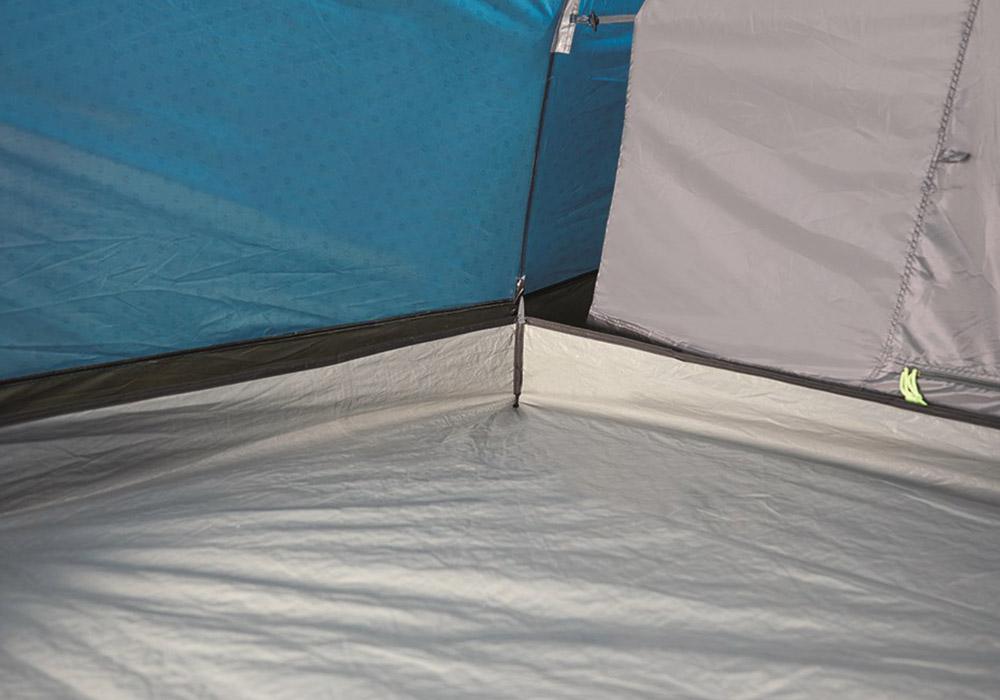 Разкачащ се под на триместна палатка Outwell Cloud 3 модел 2019
