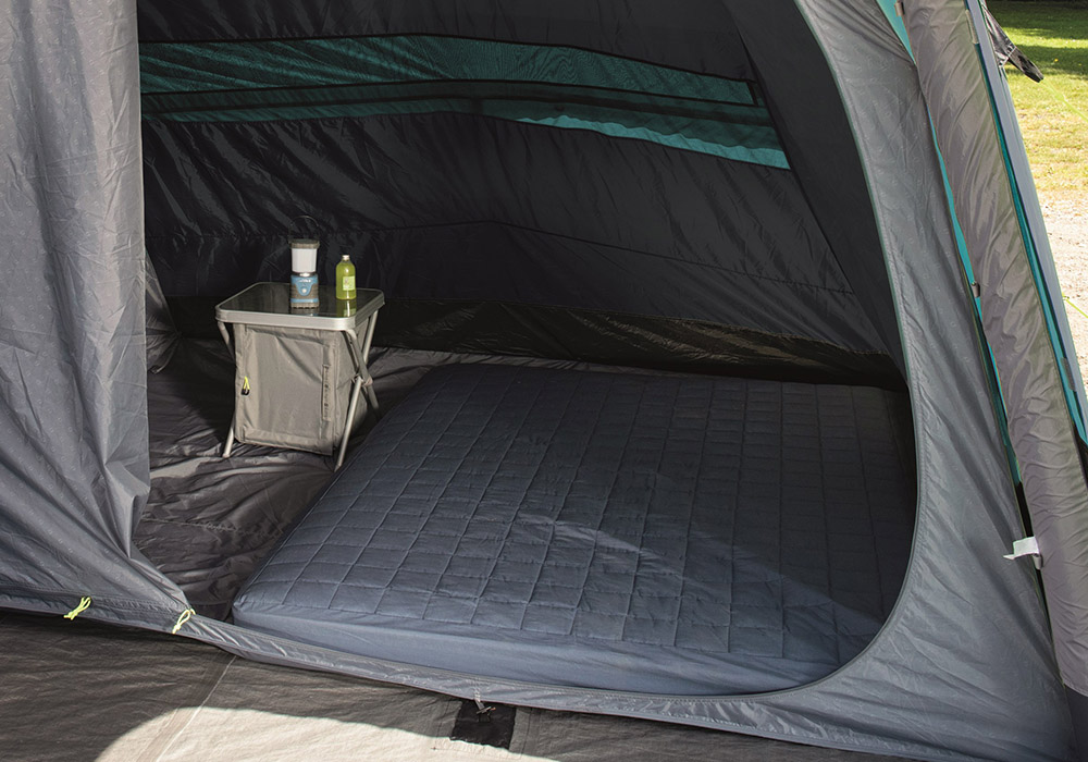 Sleeping area Outwell Avondale 5PA Inflatable Five Person Tent 2020