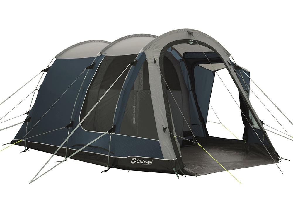 Четириместна семейна палатка Outwell Nevada 4P