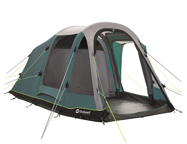 Четириместна надуваема палатка Outwell Rosedale 4PA 2020