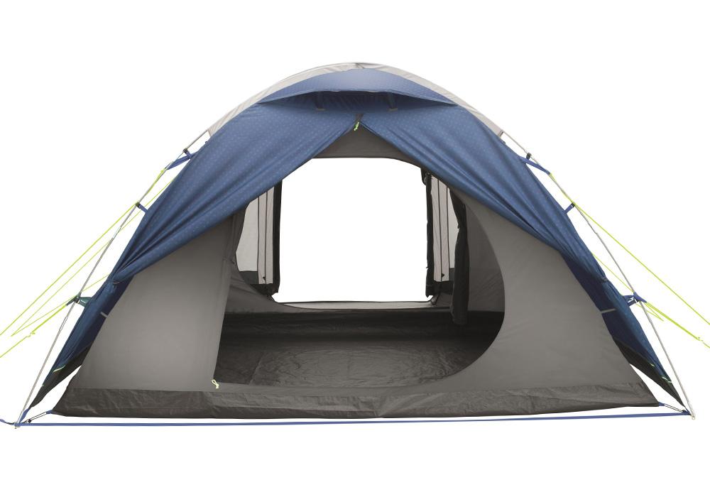 Отворена изцяло петместна палатка Outwell Cloud 5 Plus 2021