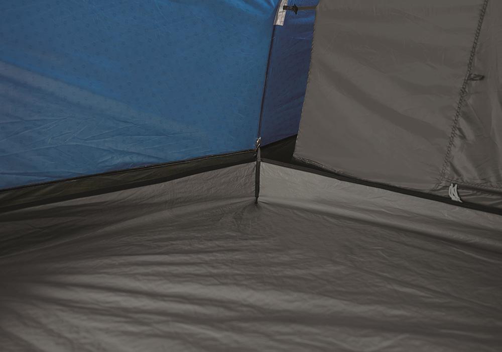 Свалящ се под в антрето петместна палатка Outwell Cloud 5 Plus 2021