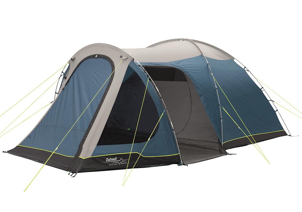 Затворена петместна палатка Outwell Cloud 5 Plus 2021