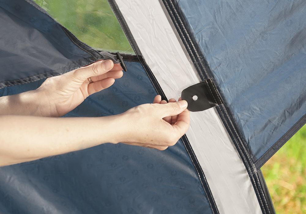 Покривала на прозорците петместна палатка Outwell Cloud 5 Plus 2021