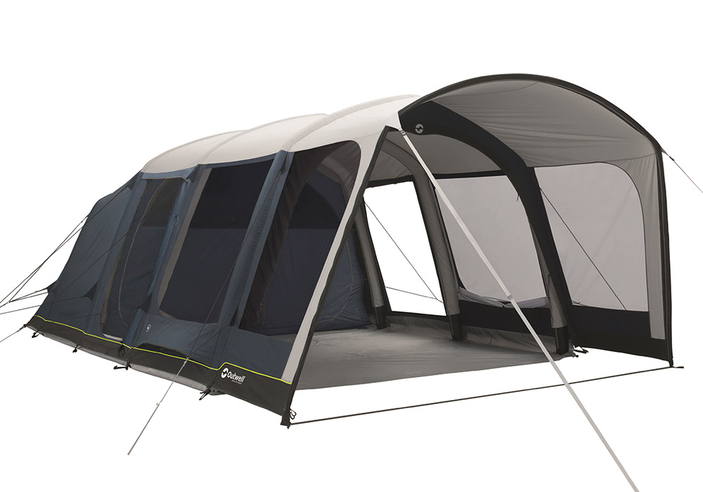 Петместна надуваема палатка Outwell Hayward Lake 5ATC 2021