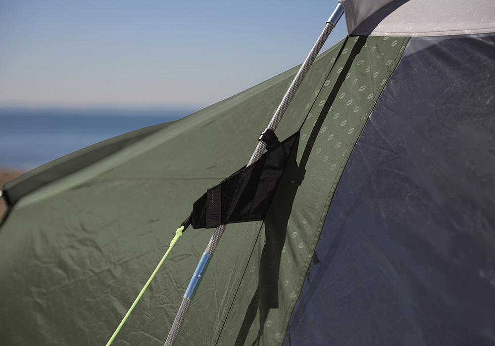 Рейки на четириместна палатка Outwell Springwood 4 2021