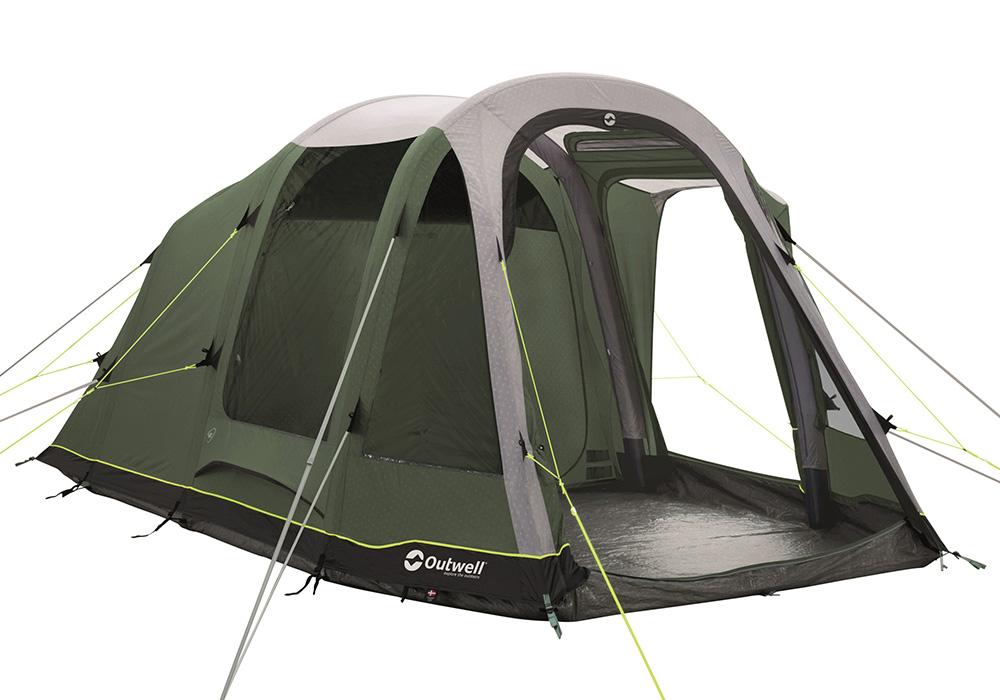 Четириместна надуваема палатка Outwell Rosedale 4PA 2021