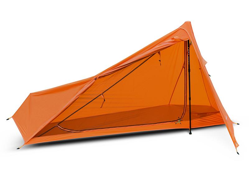 Отворена едноместна палатка Trimm Pack-DSL 2021