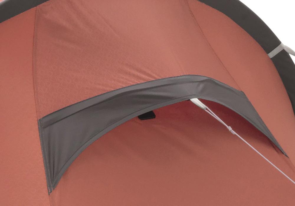 Плат и проветрение на двуместна палатка Robens Boulder 2 2020