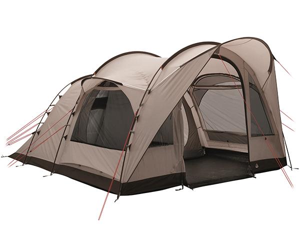 Шестместна палатка Robens Cabin 600 2020
