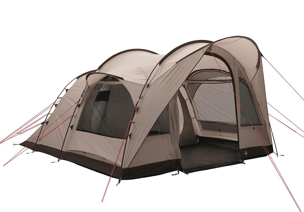 Шестместна палатка за къмпинг Robens Cabin 600