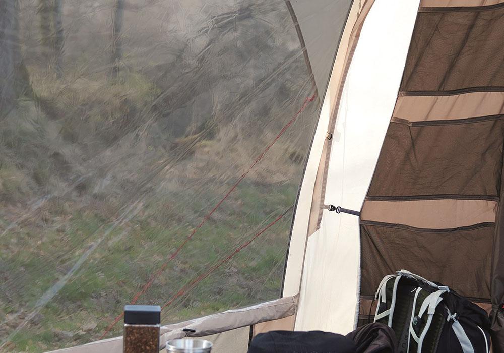 Панорамен прозорец Cabin 600